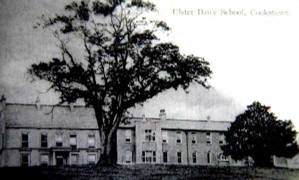 Ulster Dairy School, Cookstown