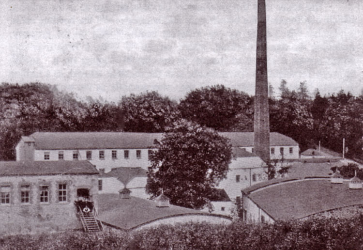 Greenvale Mill, Cookstown