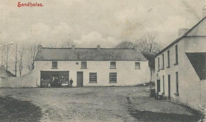 Sandholes village, Cookstown, County Tyrone
