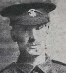 Private Robert Montgomery