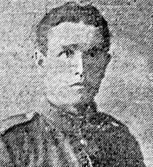 Private Joseph Mayne